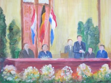 verdrag van Benelux