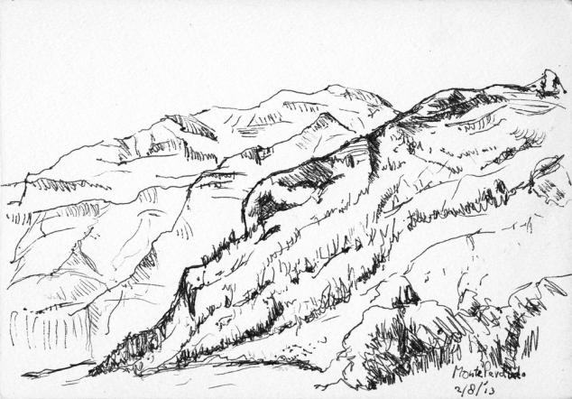 Monte Perdudo