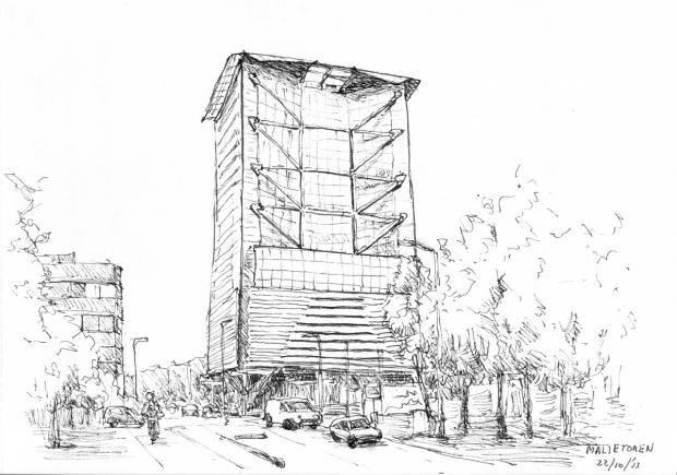 Malie Toren VNO-NCW - Utrechtsebaan