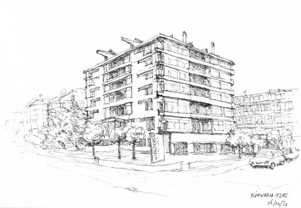 Nirwana flat _Benoordenhoutseweg