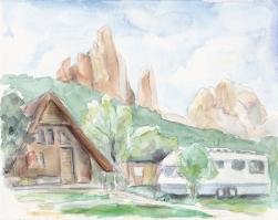 Camping Rosengarten