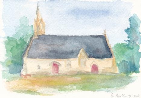Le Pouldu - Bretagne