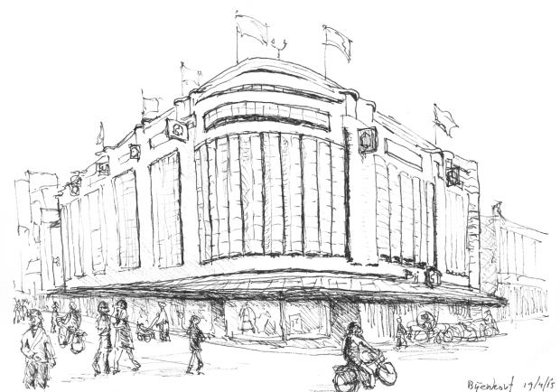 Bijeenkorf - Grote Marktstraat