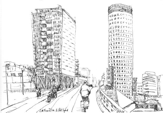 La Fenêtre & het Potlood - Bernard Viaduct