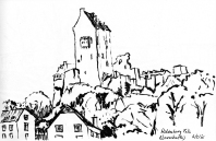 Riderburg Fiels - Larochette