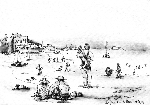 St Jacut de la Mer